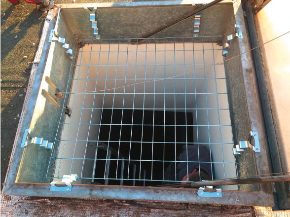westin installateurs de garde de grille