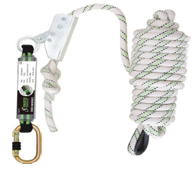 Corde anti-chute pour ligne de vie