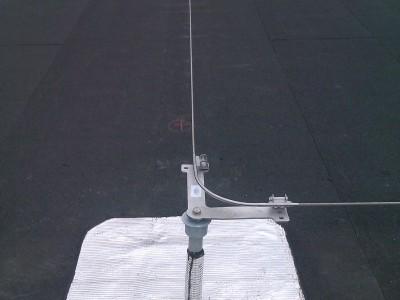 Dispositif d'ancrage pour ligne de vie